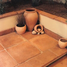 Westminster Stone 420x420mm Terracotta Stone Floor Tiles   10 Sq Mtr Pack