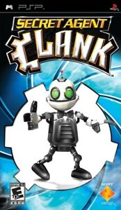 Secret Agent Clank  PSP Game