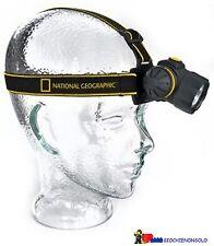 NATIONAL GEOGRAPHIC - NG-9082000 LAMPADA LED CON HEADLIGHT