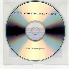 (GG270) The Pains of Being Pure at Heart, Until the Sun Explodes - DJ CD