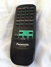 Panasonic Audio System Remote EUR644853