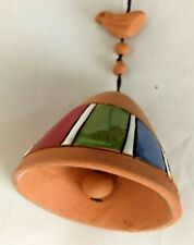 "Terracotta 2.5"" Southwest Bell Ornament"
