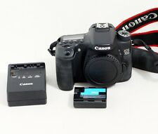 Canon EOS 70D 20.2MP Digital SLR Camera Body Only 6K Shutter Count
