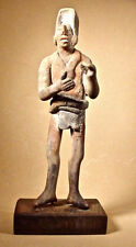 Pre-Columbian Jaina (Maya) Dignitary Ex Sothebys '80