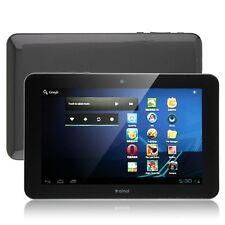 Ainol Aurora Tablet 8GB, 7 pulgadas-Negro + Estuche de cuero PU con paquete de teclado