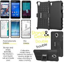 AMZER Dual Layer Hybrid Warrior Shockproof Case For OnePlus OPPO Sony Xiaomi