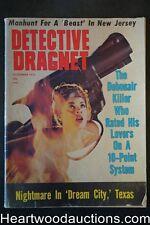 """""""Detective Dragnet"""" December 1973"""