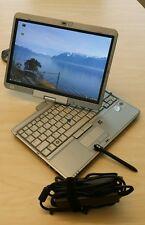 "HP Elitebook 2730p Tablets 12.1"" Core 2 Duo 1.60GHz 2GB RAM 32GB HDD Wifi"