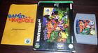 Nintendo 64. Banjo Kazooie CIB (PAL AUS/EUR)