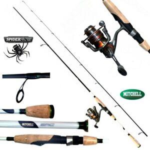 Mitchell ultra light Angelset MX 2 1000 FD und Epic Ul 180cm Rute und Schnur