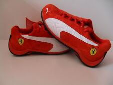 PUMA SPORT Chaussures SCUDERIA-FERRARI En CUIR et DAIM T. 31. 119,00 € NEUVE