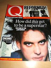 Q Magazine 82 July 93 features The Cure, Velvet Underground