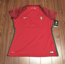 Portugal World Cup Nike Jersey Women's XL New With Tags Ronaldo