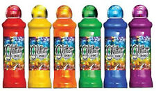 12 pack New Glitter Ink Bingo Daubers! - Assorted Colors! Free Shipping!