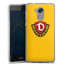 Huawei Honor 6C Silikon Hülle Case - Dynamo Gelb