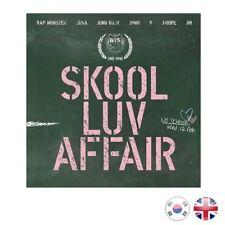 [NEW + SEALED!] BTS Skool Luv Affair 2nd Mini Album CD K-pop Kpop UK Bangtan