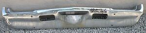 X OLDSMOBILE EIGHTY-EIGHT 88 NEW TRIPLE PLATED CHROME FRONT BUMPER 1965 65 OEM