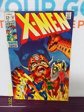 X-MEN NUMBER #51 COMIC BOOK VERY GOOD CONDITION 1968