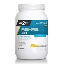 F2C Nutrition Rehab 3:1 Protein Powder Mix 24 Servings Vanilla Bike