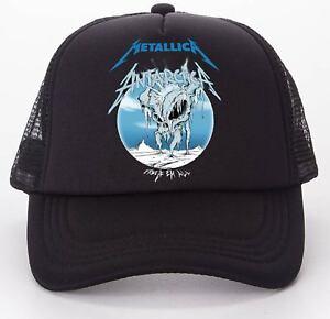 Metallica Antarctica Baseball Trucker Cap