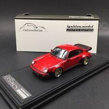 Ignition Model 1/43 Porsche911 (930) Turbo Red IG0938