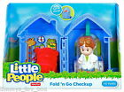 Fisher-Price Little People Fold 'n Go Check Up Center with Figure
