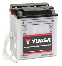 YUASA 12N14-3A Motorcycle/Snowmobile Battery *NEW IN BOX* 12N143A (DRY) MSRP $45