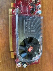 Dell ATI Radeon HD 3450 (Y104D) 256MB / 256MB (max) DDR2 SDRAM PCI Express...
