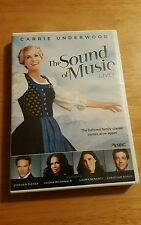 The Sound of Music live  Dvd  Carrie Underwood
