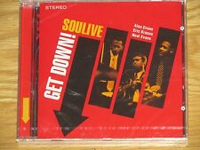 Soulive-Get Down! - Get Down-Great Sound of the Hammond b3-NUOVO + OVP