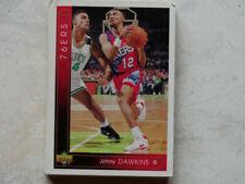Cartes sportives Upper Deck saison 1994