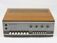 GRUNDIG SV80 Germanium Volltransistor Stereoverstärker Plexiglasfront