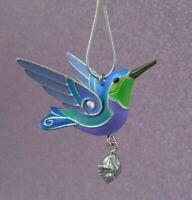 Hallmark Keepsake Hummingbird Miniature Ornament 2016