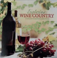 Joe Stevenson & the Jazz Masters - Exploring Wine Country (CD, 2008)