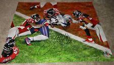 James White autographed 16x20 photograph Super Bowl LI Patriots ! Fanatics