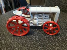 Early Antique Cast Iron Ford Fordson Tractor, Die Cast , 1/16 Scale