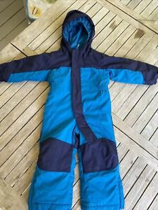 ll Bean Cold Buster Snow Suit 2t Toddler Excellent Shape!