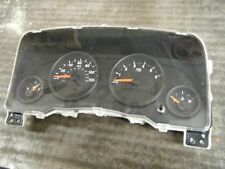 jeep compass speedometer cluster 68080402 2011 2012