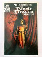 BLACK DRAGON #1 MARVEL/EPIC COMICS 1985 NM