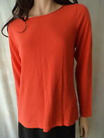 W-LANE Red Viscose Jumper Sz M BNWT BUY ANY 5 ITEMS = FREE POST