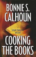 Cooking the Books (Sloane Templeton Mysteries)-ExLibrary