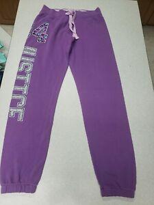 Girls Sweatpants Size 10 Justice