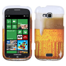 For Verizon Samsung ATIV Odyssey HARD Case Snap On Phone Cover Beer