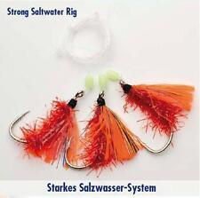 Behr Strong Saltwaterrig Red 36-47715 Meeresangeln Norwegenangeln Meeressystem