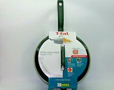 T-Fal Black 5qt Saute Pan with Lid Cooker Large Nonstick Skillet Fry Stove