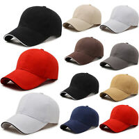Unisex Mens Womens Sports Baseball Caps Summer Casual Adjustable Hip Hop Sun Hat