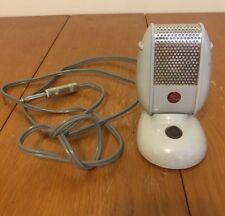 Vintage Bolex Paillard Desktop Microphone
