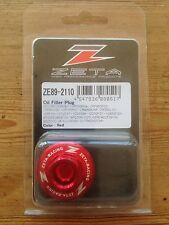 YAMAHA   YZF250  YZF 250  YZ250F   2001-2018   ZETA OIL FILLER PLUG  RED