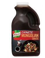 Knorr Mongolian Sauce 2.1kg