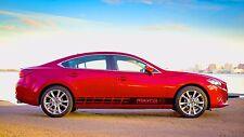 "97.5"" Multiple Color Graphic Mazda 3 / Mazda 6 / MX-5 Car Racing Decal Sticker"